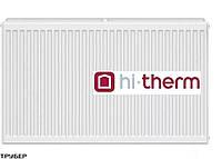 Радиатор стальной панельный 300*22*1600 низ Hi-Therm