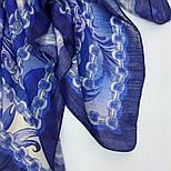 10321-14, павлопосадский платок шерстяной (разреженная шерсть) с швом зиг-заг, фото 7