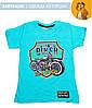 """Стильная футболка для мальчика """"BIKER"""" (от 5 до 8 лет), фото 4"""