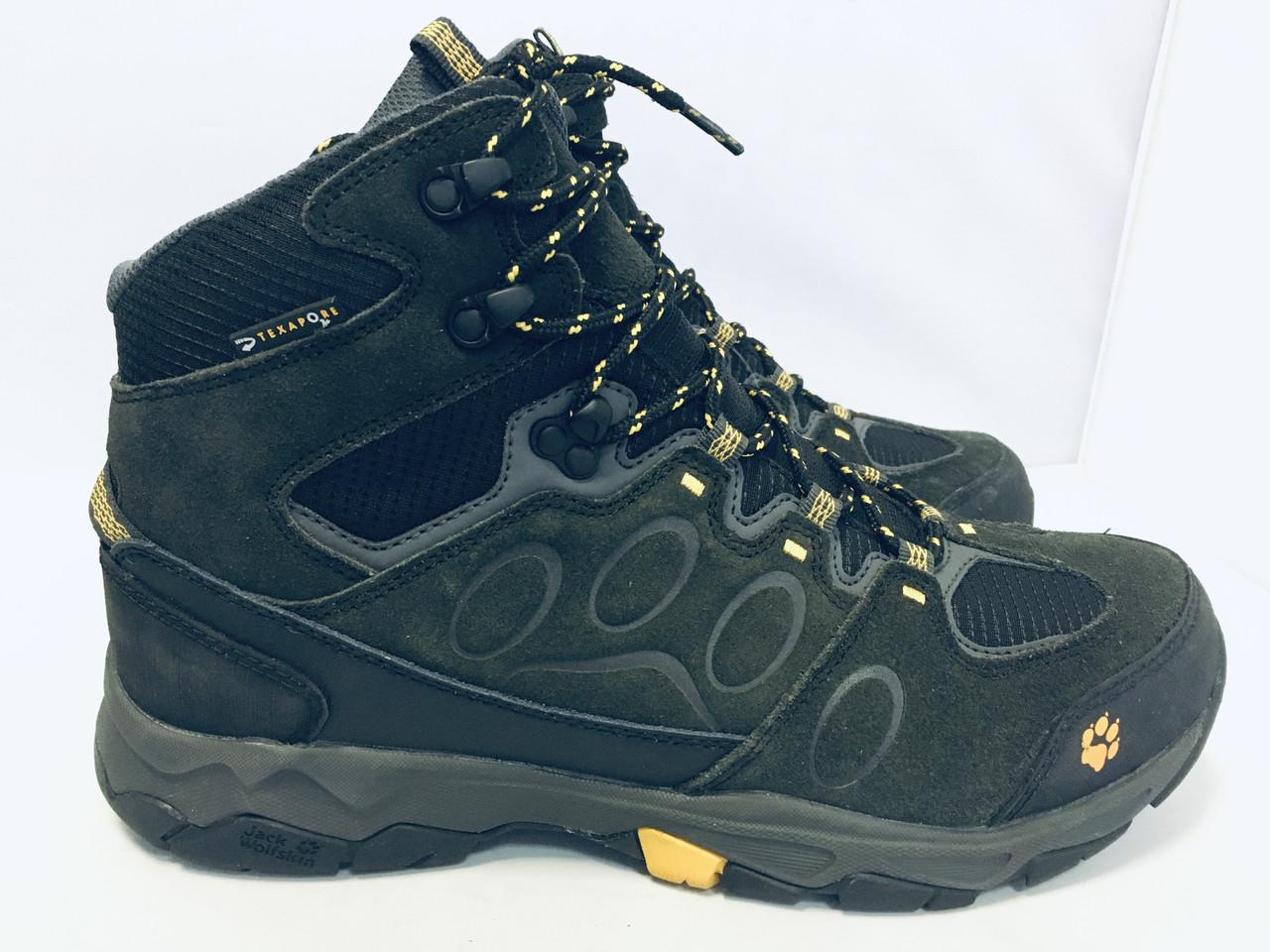 Мужские ботинки Jack Wolfskin, 43 размер