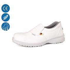 Туфли Giasco POLO-S2 белая защитная спецобувь для пищевой промышленности