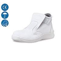 Туфли Giasco Baltic S2 (KU020I) белая защитная высокая спецобувь для пищевой промышленности