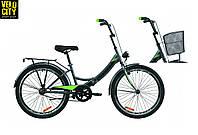 """Складной велосипед Formula Smart 24"""" 2020, фото 1"""