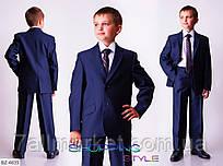 """Костюм подростковый школьный на мальчика мод. 307 (рост 122-176) """"ANGELO"""" недорого от прямого поставщика"""