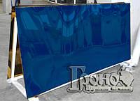 Лист нержавеющей стали синий ( оксид титана)