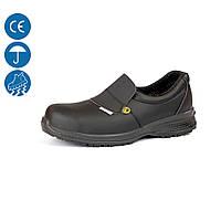 Туфли Giasco Medina S2 водостойкая профессиональная кожаная обувь для пищевой промышленности