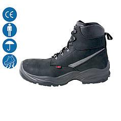 Туфли Giasco Pompei S3 CI HI HRO рабочие ботинки термозащитная высокая спецобувь
