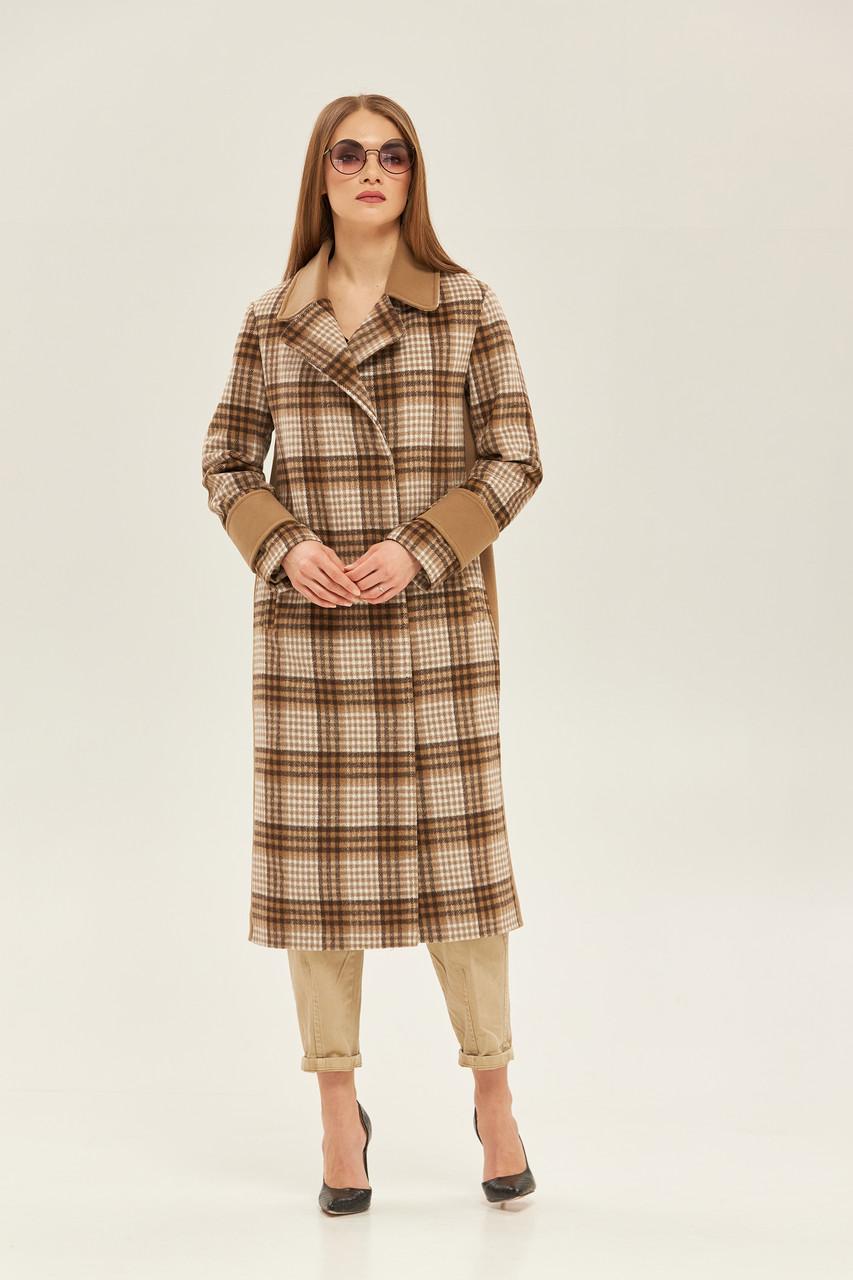 Женское демисезонное пальто ПВ-143