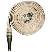 Рукав пожарный 4 дюйма 6 bar 20м (шланг фекальный, гидрант), фото 1