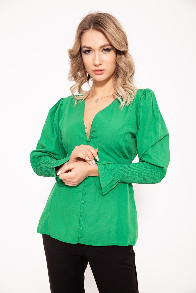 Блуза цвет Зеленый