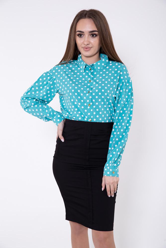 Блуза женская цвет Ментол