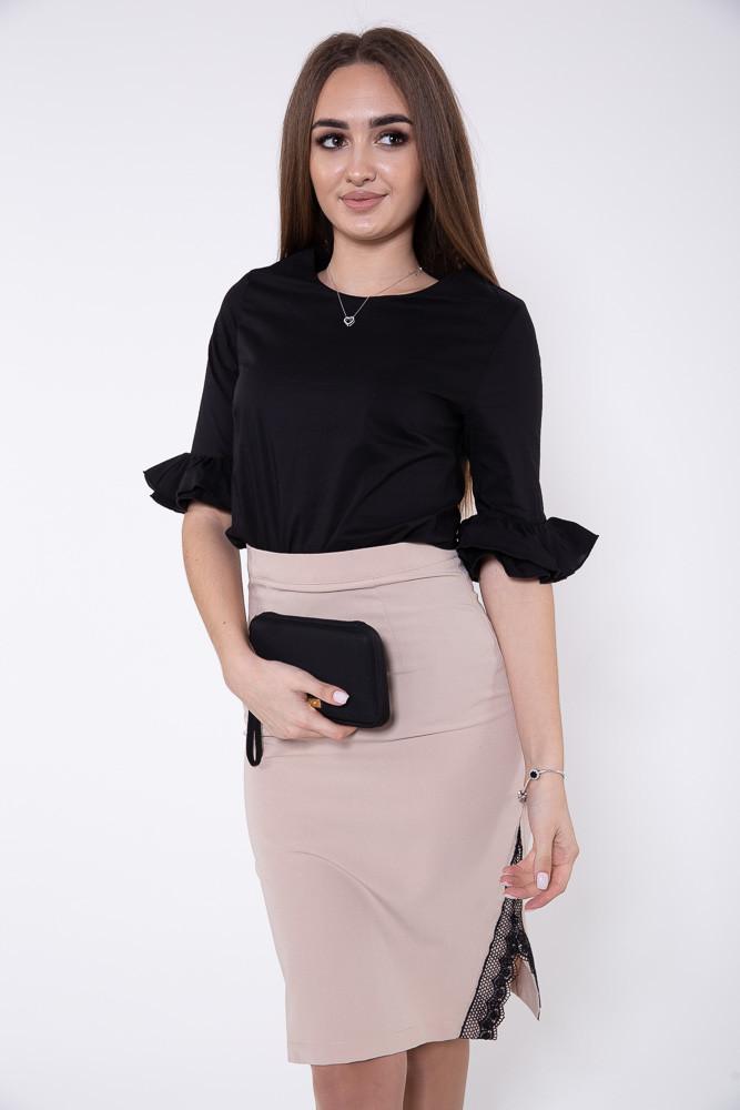 Блуза цвет Черный