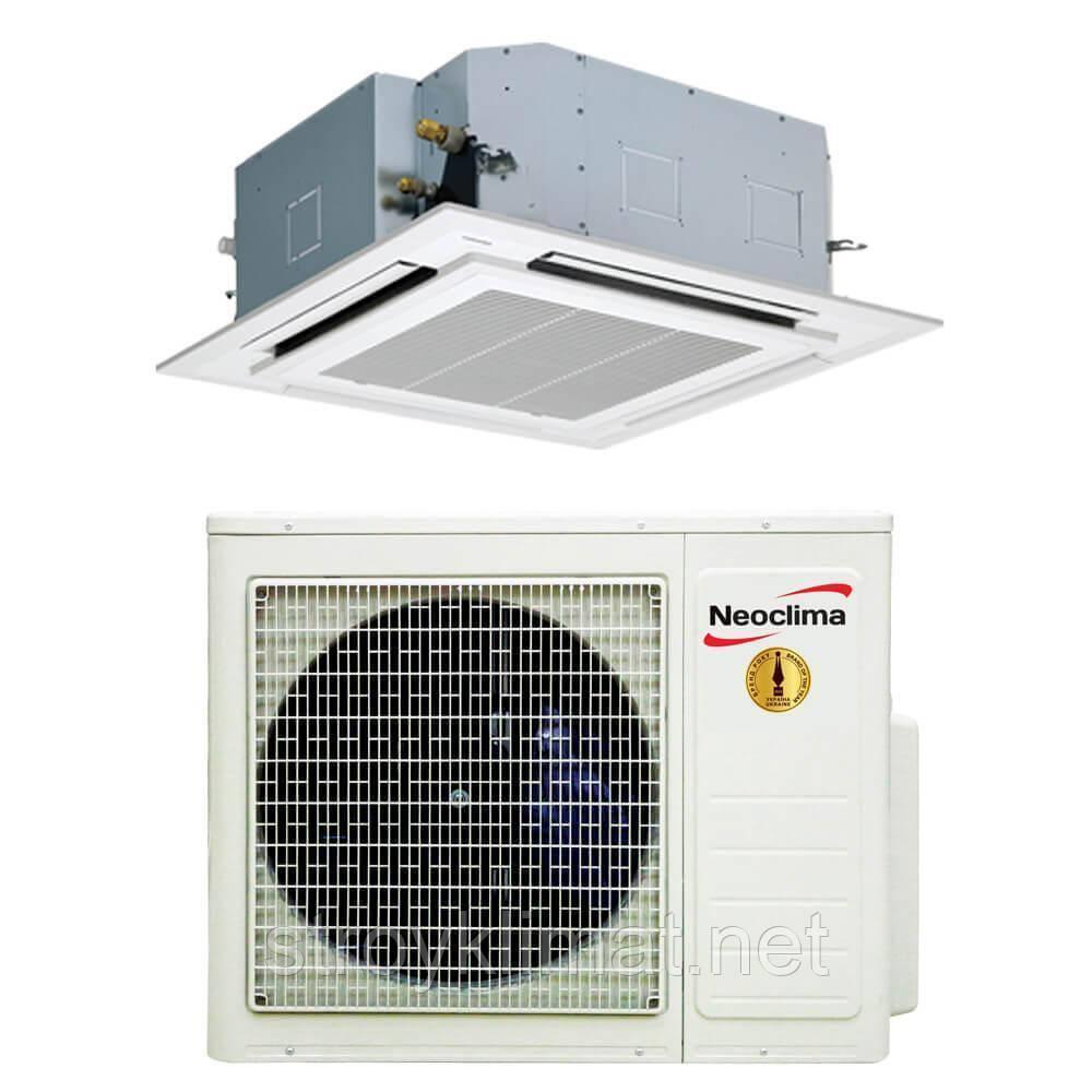 Кассетный инверторный кондиционер NTSI48EH1/NUI48EH3/NTP-24-60AHe