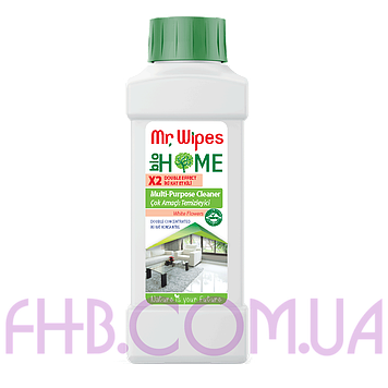 """Концентрований мультифункціональний очищувач Mr. Wipes """"Білі квіти"""" Farmasi"""