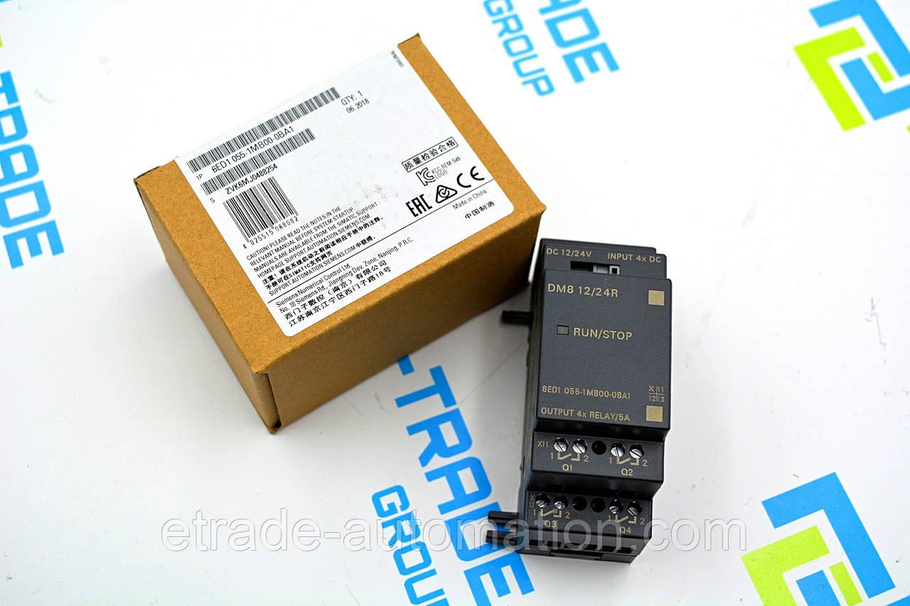 Модуль Siemens 6ED1055-1MB00-0BA1