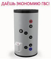Напольный бойлер косвенного нагрева Eldom Green Line 150 FV15062S 3.0 kW 0.67 m²  / Элдом Грин Лайн