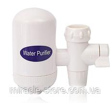 Насадка на кран для очистки проточной воды Water Purifier фильтр для воды, фото 2