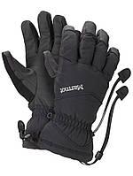 Перчатки MARMOT Caldera glove  black M,L (MRT 16290.001)
