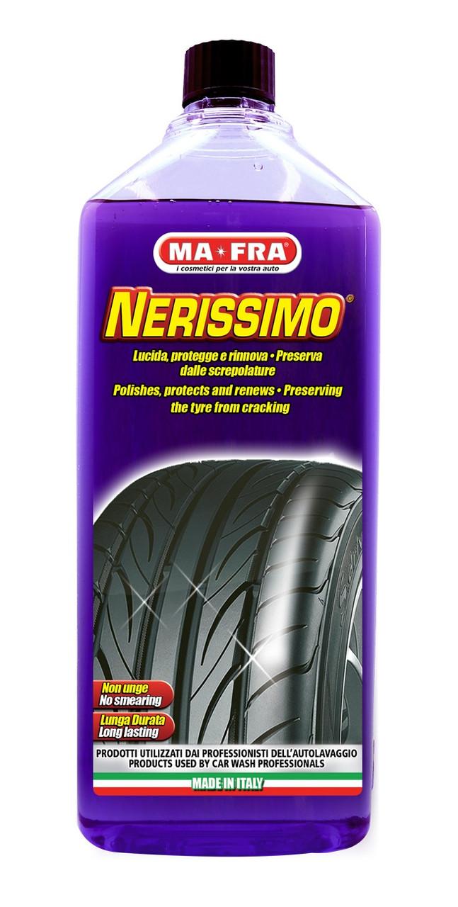 Ma-Fra Nerissimo средство для чернения и защиты шин