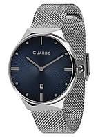 Часы женские Guardo 012473-(1)-2 серебряные