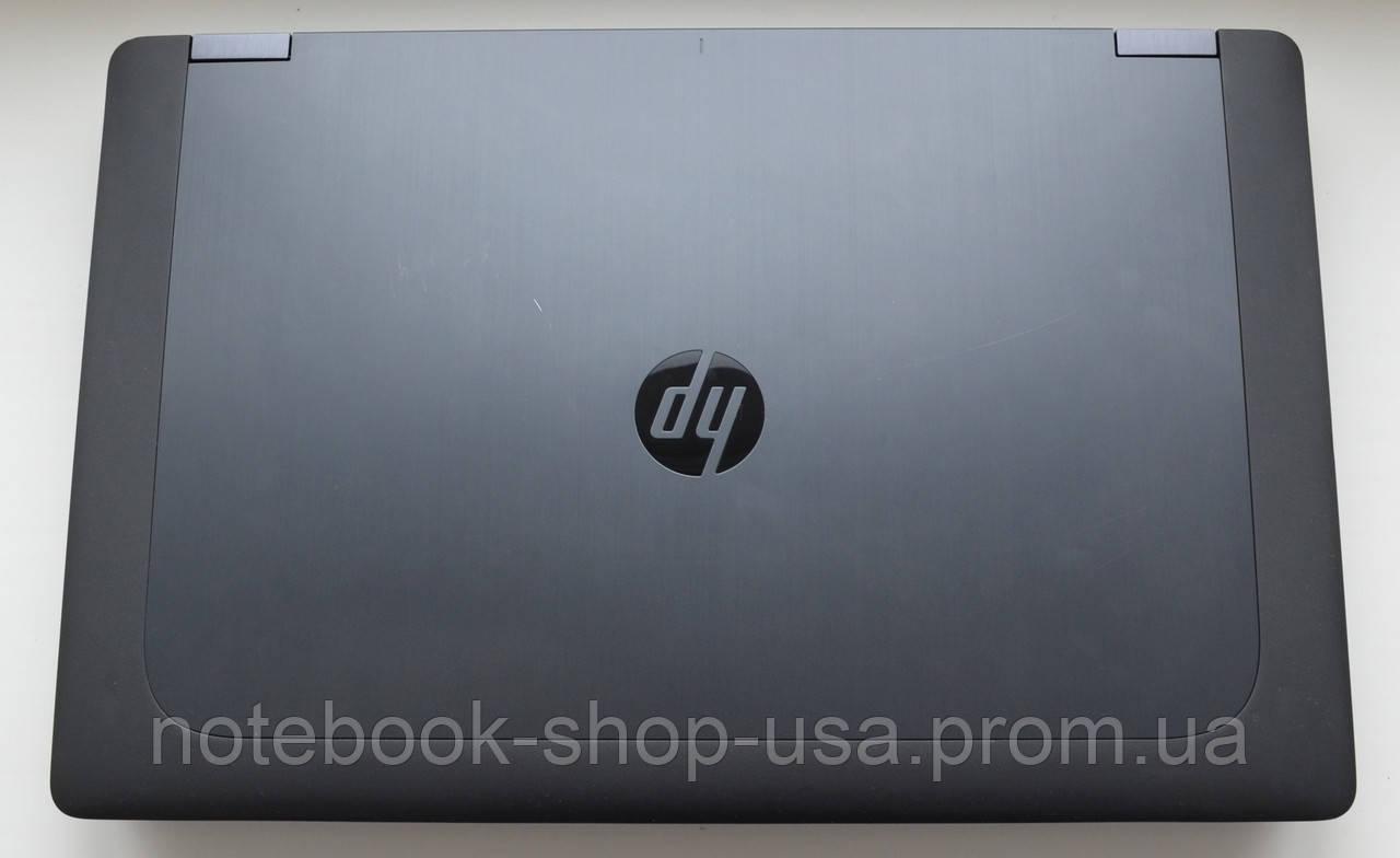 "HP ZBook 17 17.3"" i7-4700MQ/8GB/NVIDIA Quadro K610M #1139"