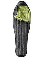 Спальный мешок MARMOT Plasma 30 Long  slate grey/green lime  (MRT 22290.1454)