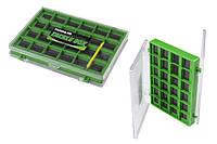 Магнитная коробка Fishing ROI для крючков MB9036 146*106*21