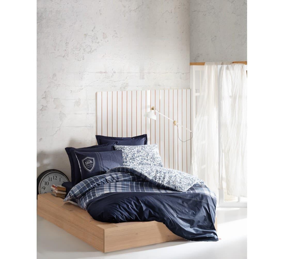 Постельное белье Cotton Box MASCULINE PABLO двуспальный - евро