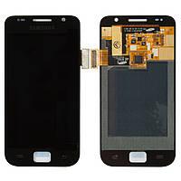 Дисплейный модуль (дисплей + сенсор) для Samsung Galaxy S i9000 / i9001, черный, оригинал