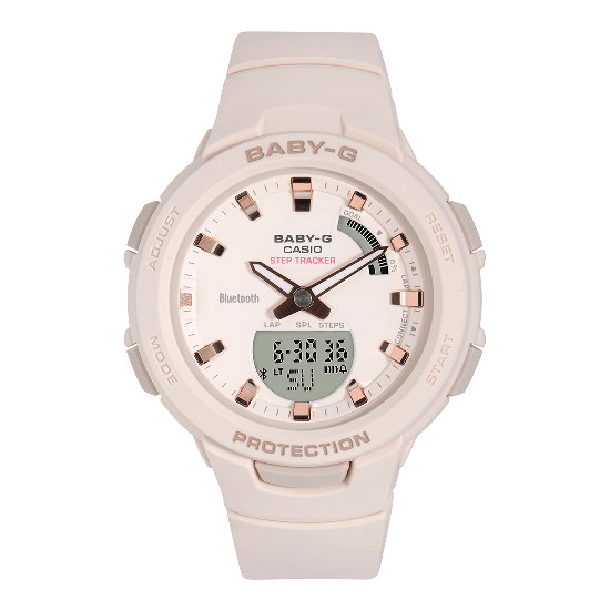 Часы Casio BABY-G BSA-B100-4A1ER