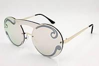 Солнцезащитные женские очки Prada (копия) 88004 C4 SM