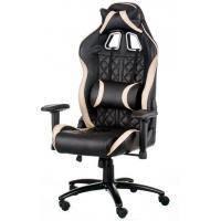 Кресло игровое Special4You ExtremeRace 3 black/cream (000003702)