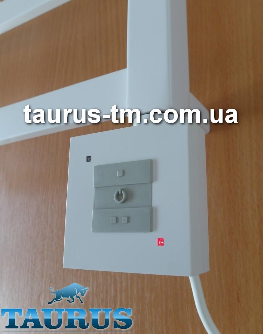Белый квадратный ТЭН TERMA KTX1 White: 2 режима нагрева (50% и 100%); Польша. Съёмный. Мощность: 120-1000W