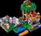 Lego Minecraft Нападение армии скелетов 21146, фото 3