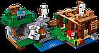 Lego Minecraft Нападение армии скелетов 21146, фото 5