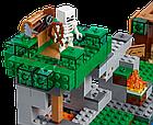 Lego Minecraft Нападение армии скелетов 21146, фото 8