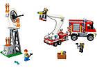 Lego City Автомобиль пожарников 60111, фото 2