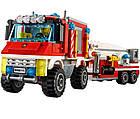 Lego City Автомобиль пожарников 60111, фото 3