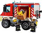 Lego City Автомобиль пожарников 60111, фото 4