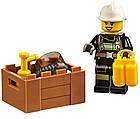 Lego City Автомобиль пожарников 60111, фото 5