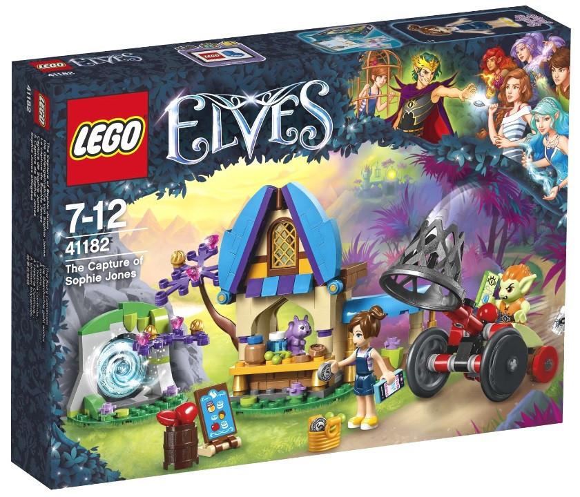 Lego Elves Похищение Софии Джонс 41182
