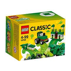 Lego Classic Зелёный набор для творчества 10708