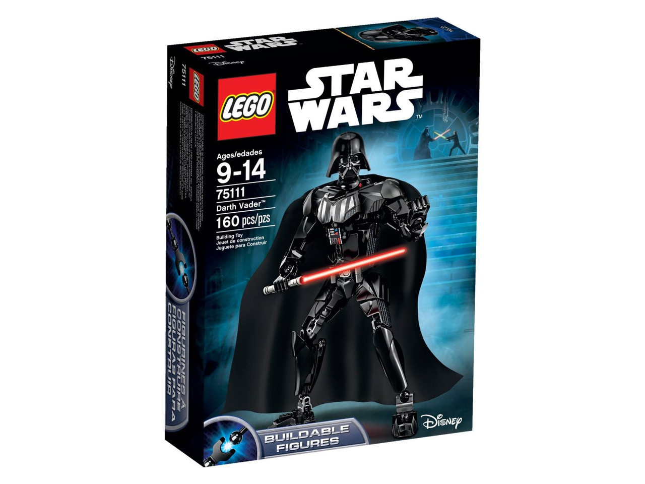 Lego Star Wars Дарт Вейдер 75111