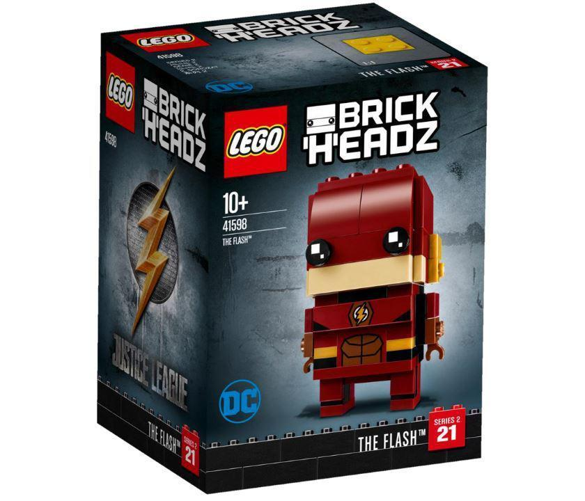 Lego BrickHeadz Флэш 41598