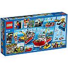 Lego City Пожарный катер 60109, фото 2