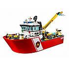 Lego City Пожарный катер 60109, фото 4