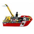 Lego City Пожарный катер 60109, фото 6