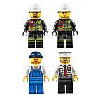 Lego City Пожарный катер 60109, фото 9