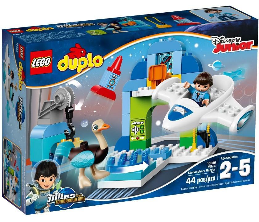 Lego Duplo Стеллосфера Майлза 10826