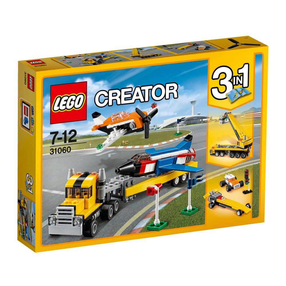Lego Creator Пилотажная группа 31060